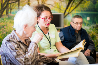 cognitive therapy helps dementia